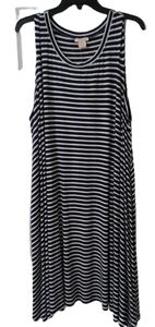 NWT- Striped Swing Dress